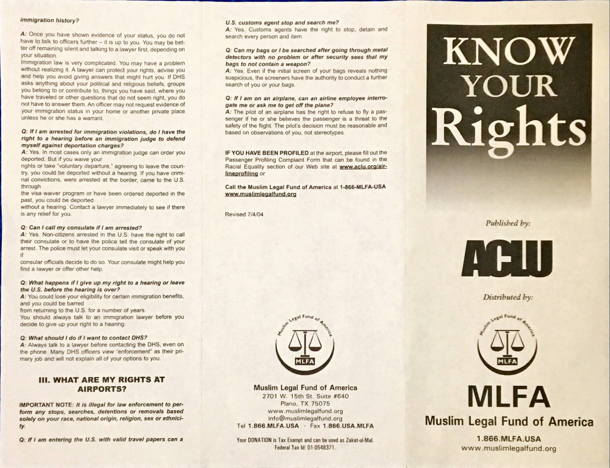 Know your rights_1